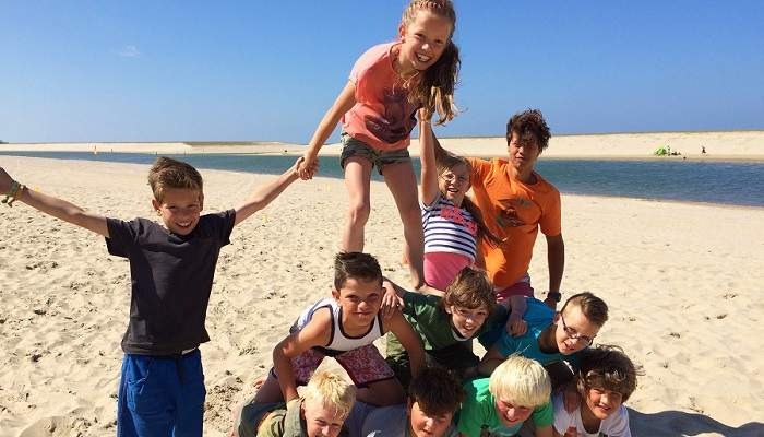 zomerkampen