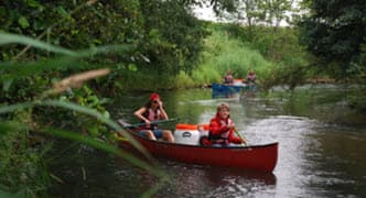 Canoe Expeditie 12-16