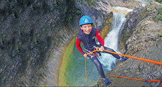 Canyoning Survival