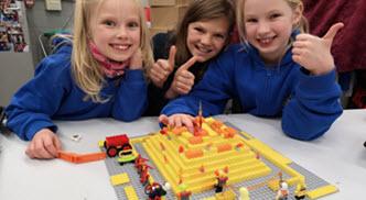 Mega Legokamp