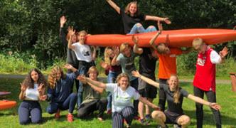 Adventure kamp 12-16
