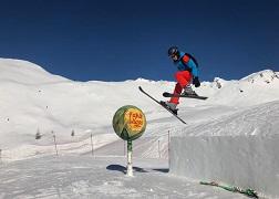 Ski- en snowboardkamp
